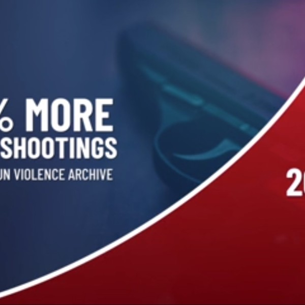 Data shows increased gun violence during the pandemic