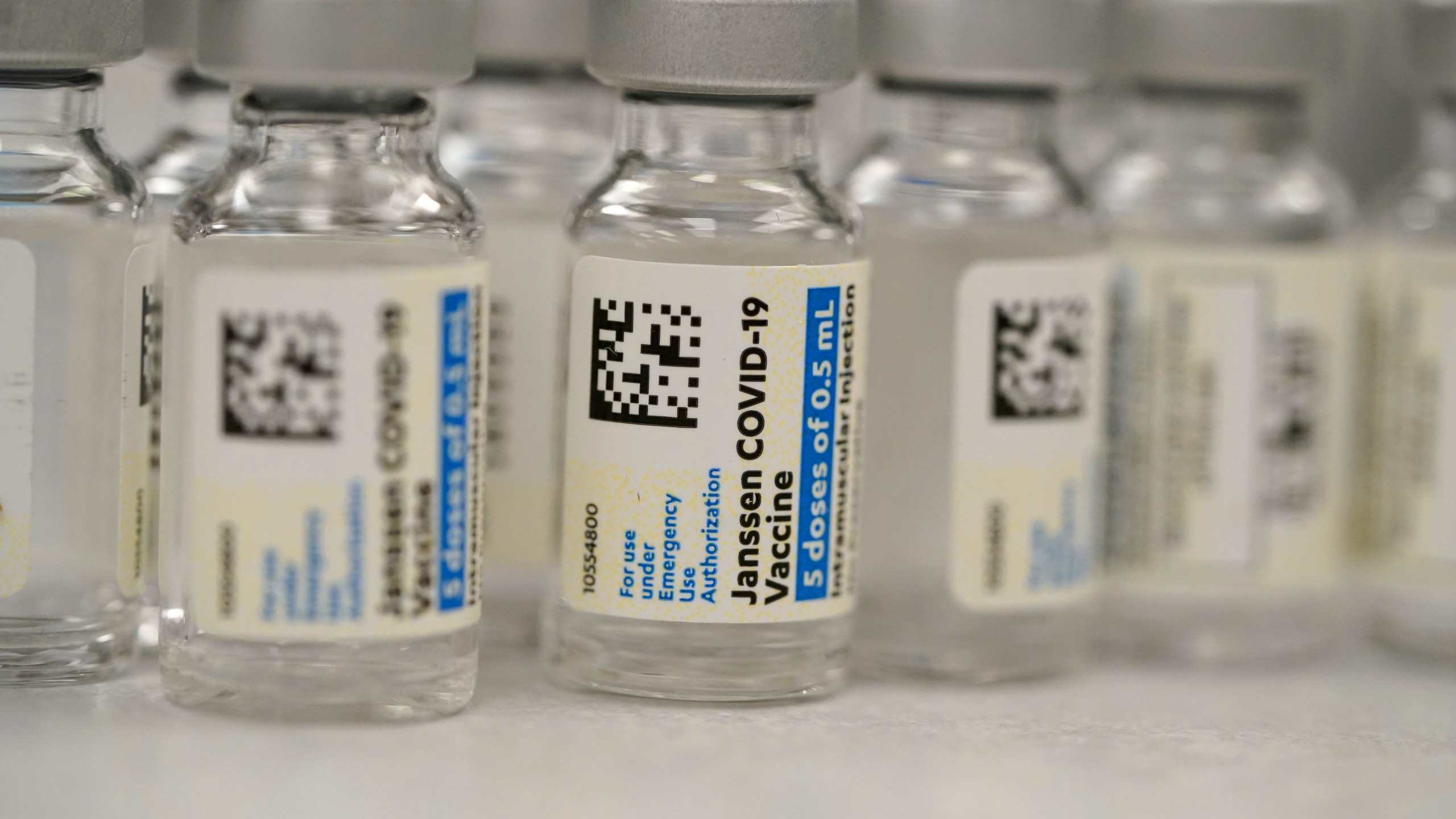 J&J vaccine paused over blood clots