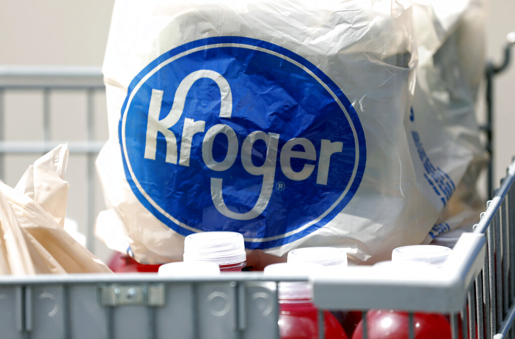 Kroger offering $1M payouts, free groceries for a year as prizes in vaccine sweepstakes