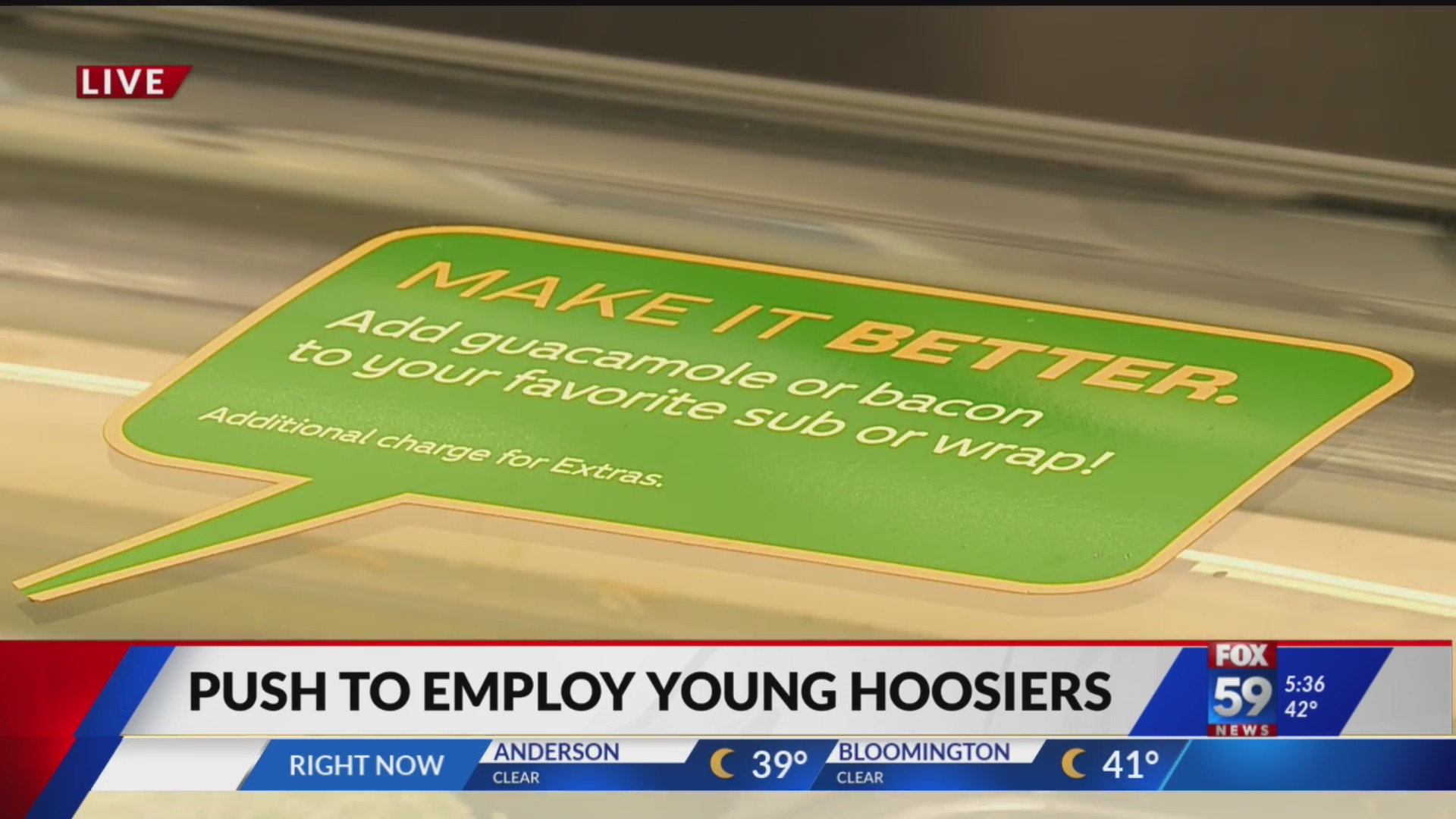 Summer job opportunities in Indianapolis