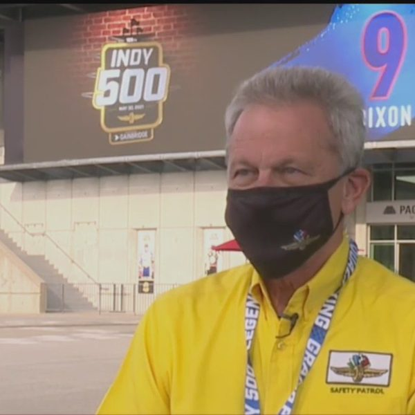 Indianapolis 500: IMS Yellow Shirts rev up for Indy 500