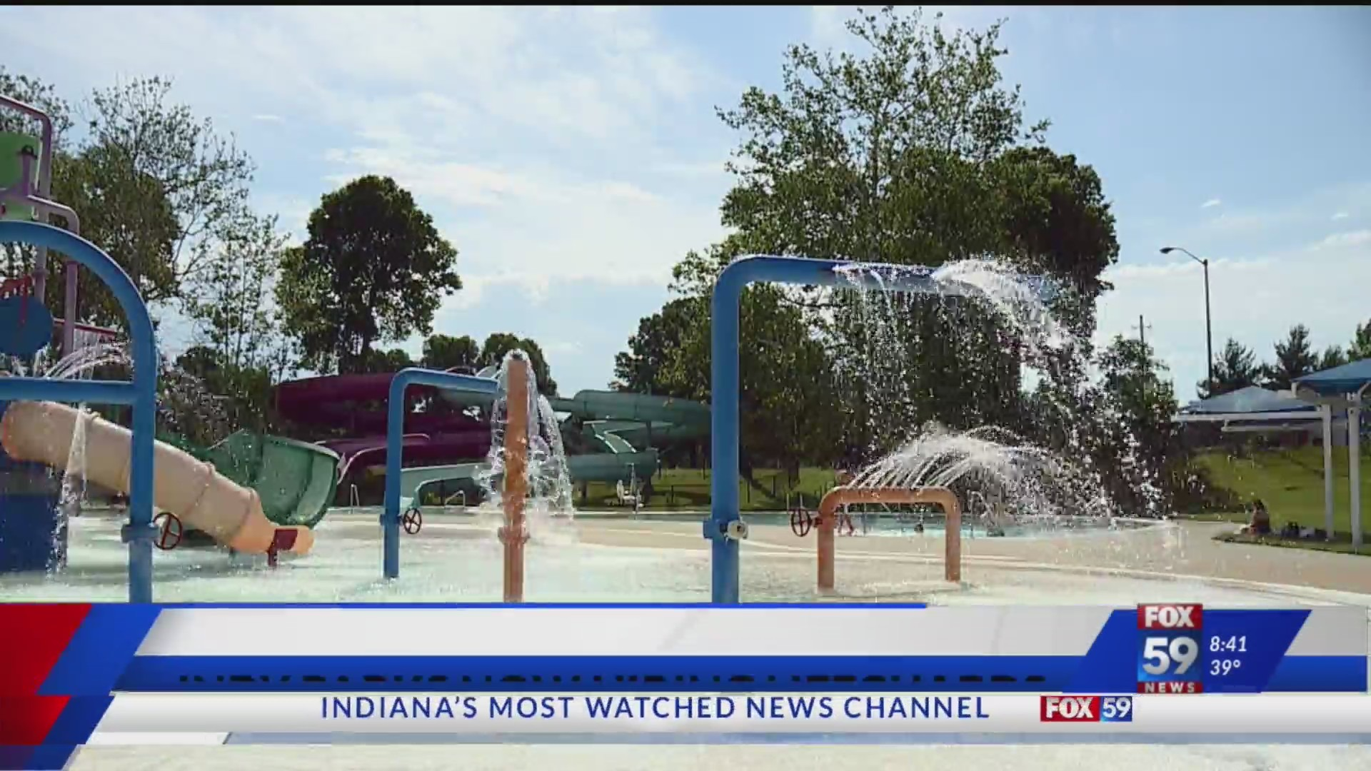 Summer Jobs for Teens, Young Adults at Indianapolis Pools and Parks