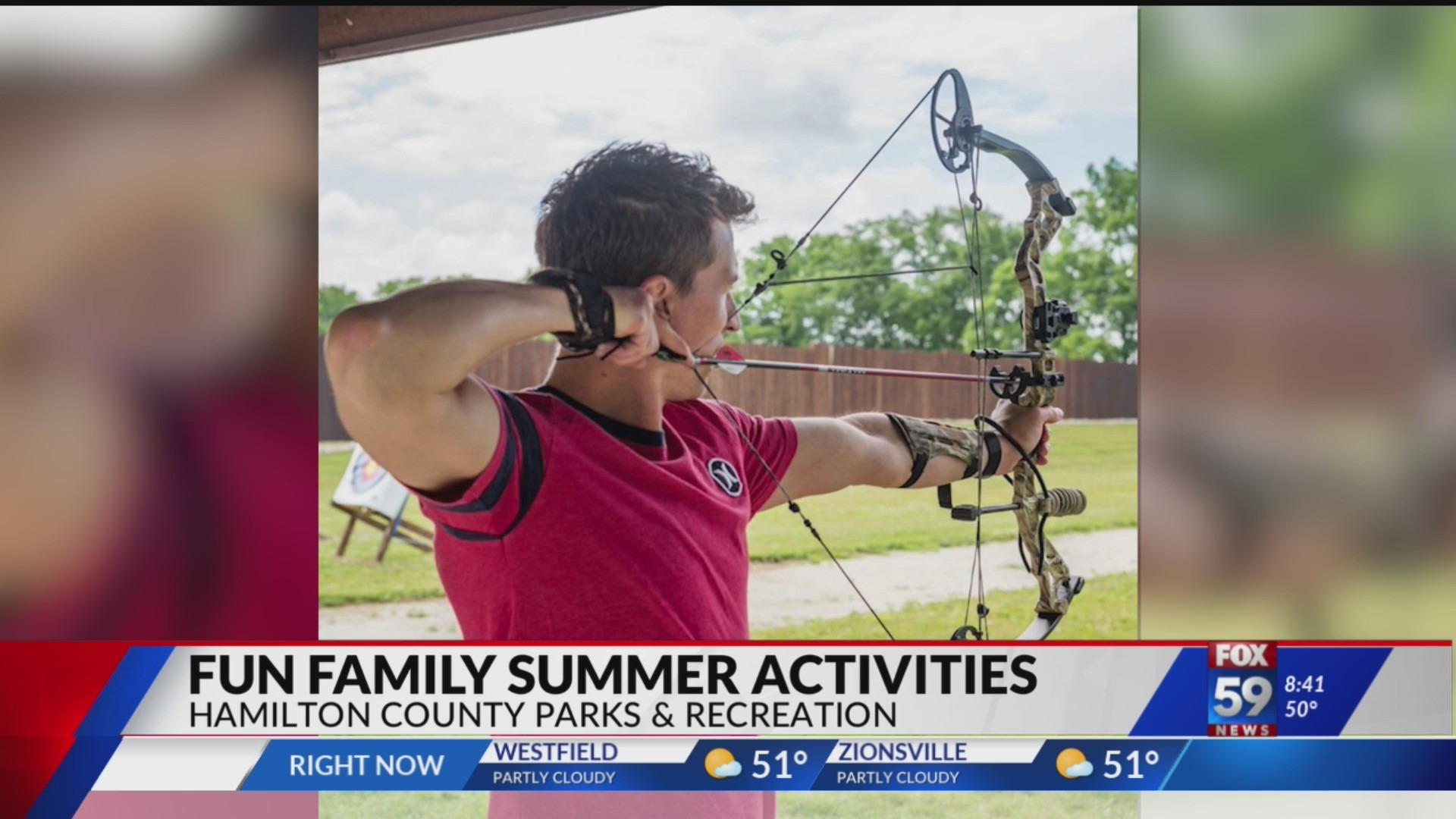 Hamilton County Parks offer fun things to do with kids