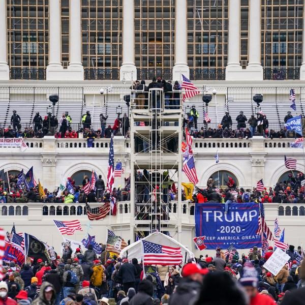 insurrection U.S. Capitol January 6