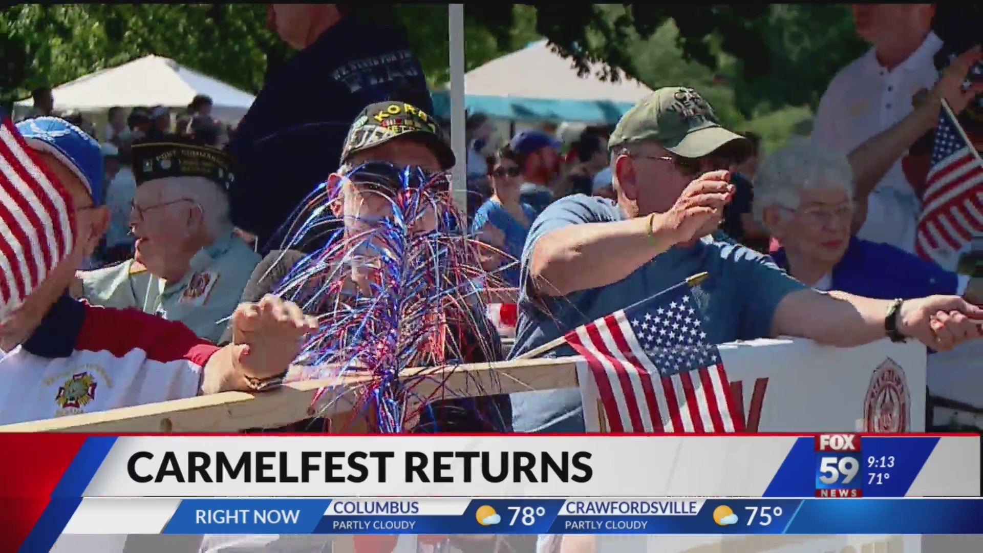 CarmelFest 2021 takes place this Sunday, July 4 and Monday, July 5