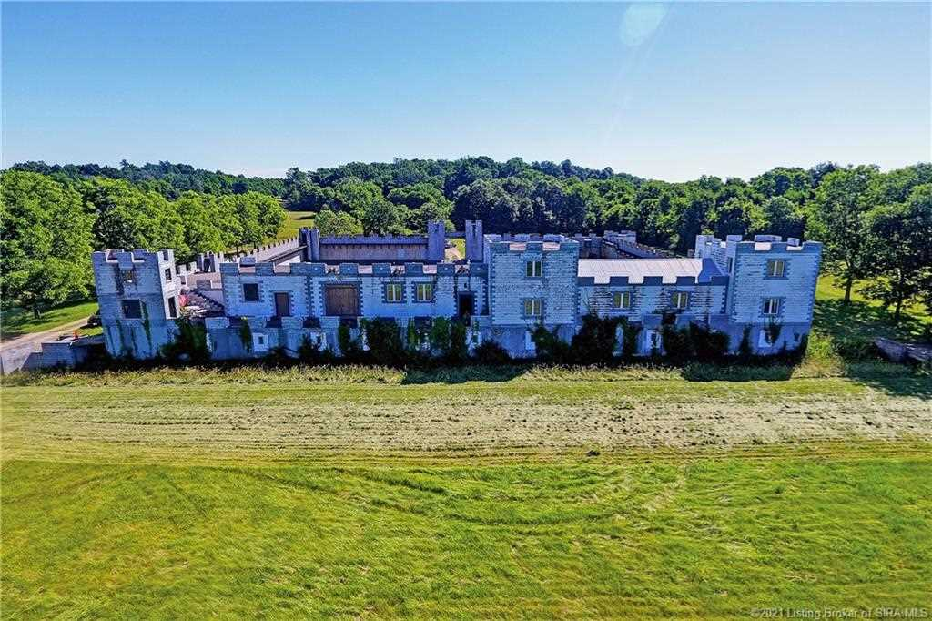 Castle for sale in Charlestown, Indiana