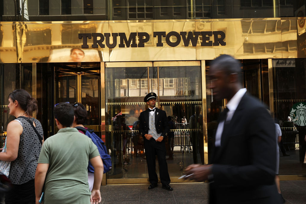 Trump Organization charges
