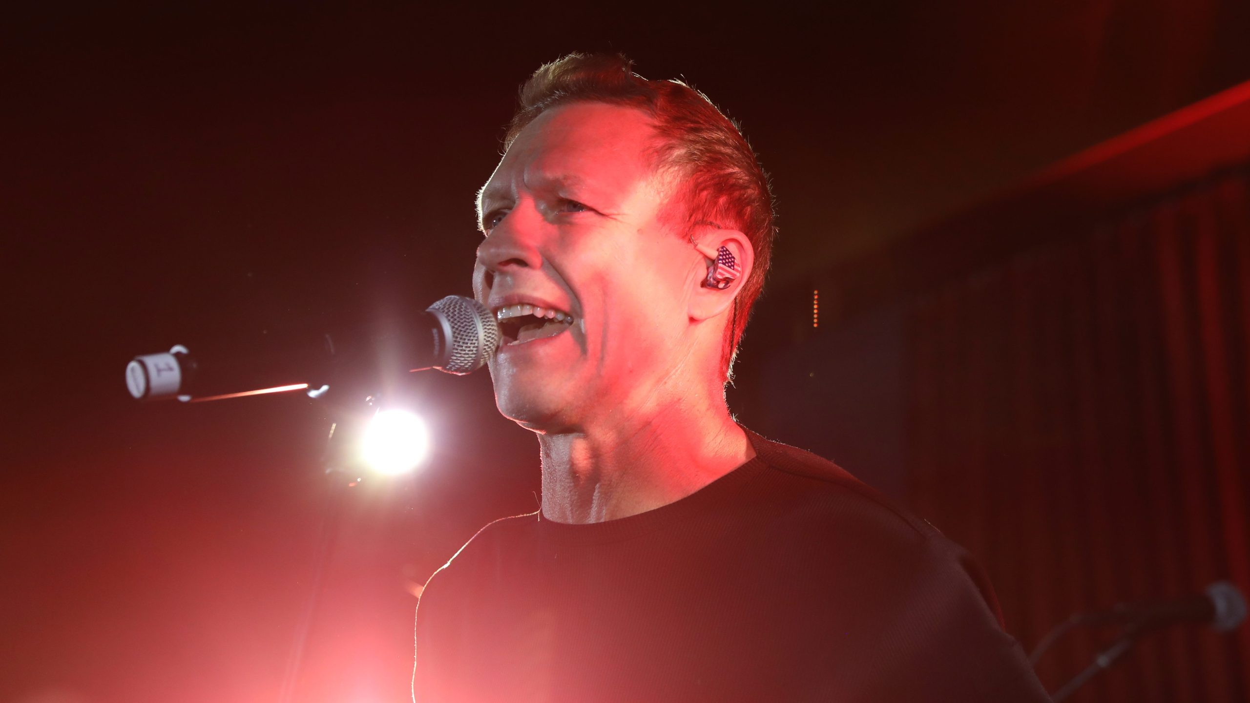 Craig Morgan performs in Indianapolis