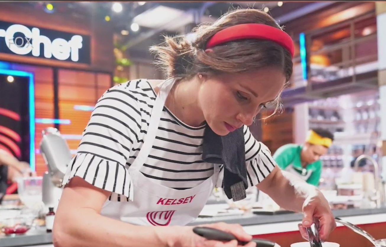 Fishers MasterChef contestant Kelsey Murphy