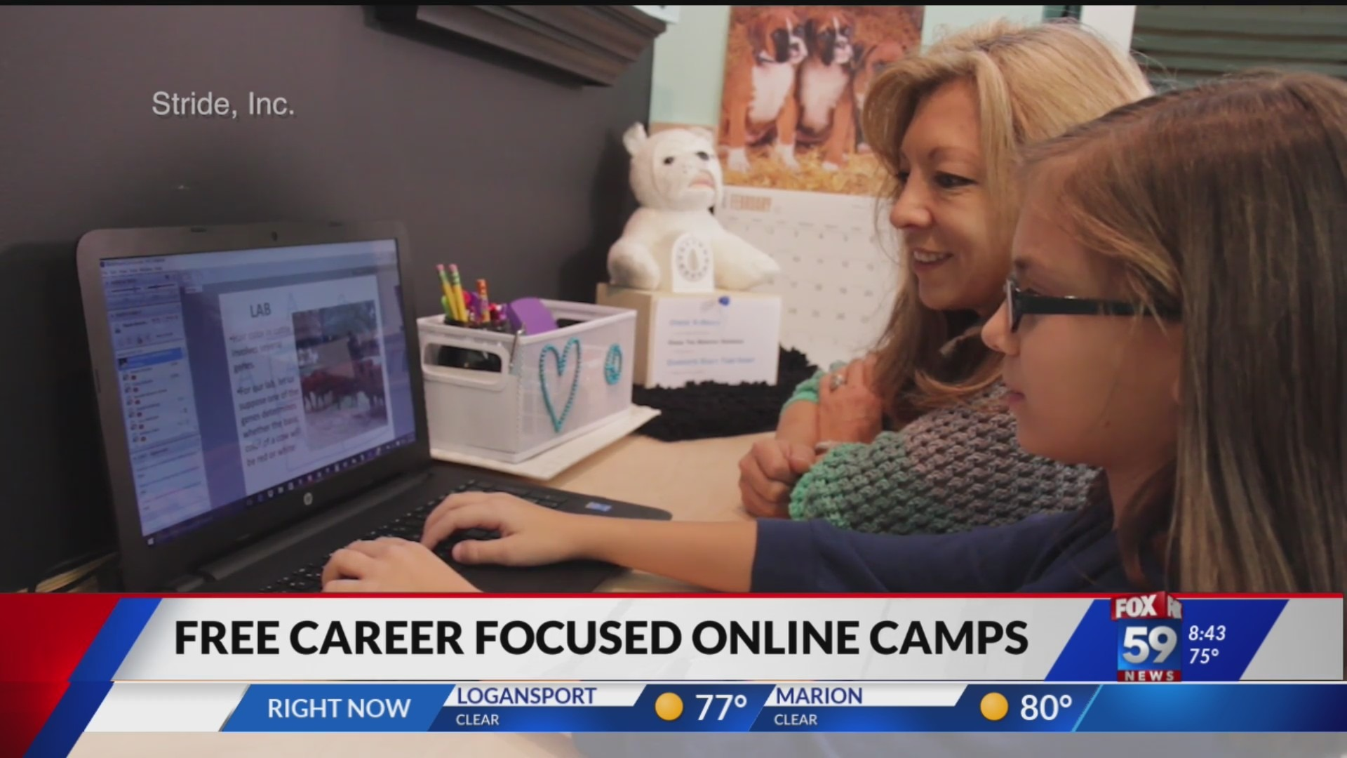 free online summer camps for kids