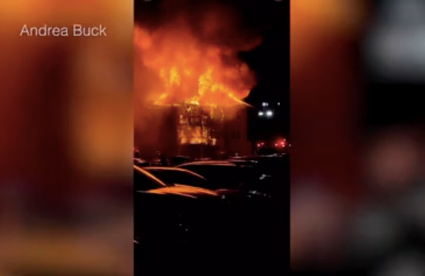 A fire at a Greenwood apartment fire displaces 59 residents. Fire officials say this fire highlighted a weakness in Indiana building codes that they would like to see changed.