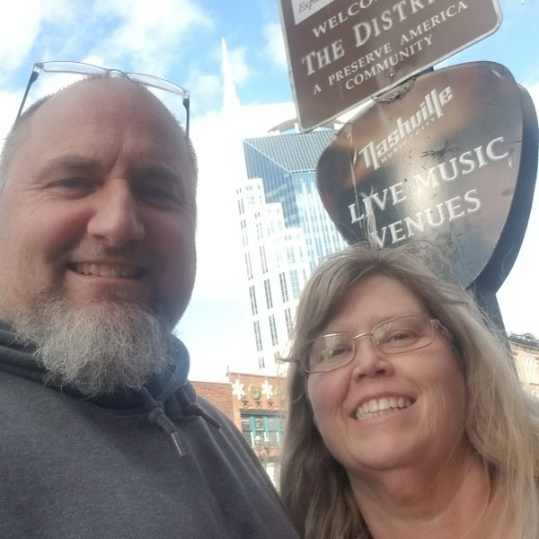 Man starts nonprofit in honor of wife who died from COVID
