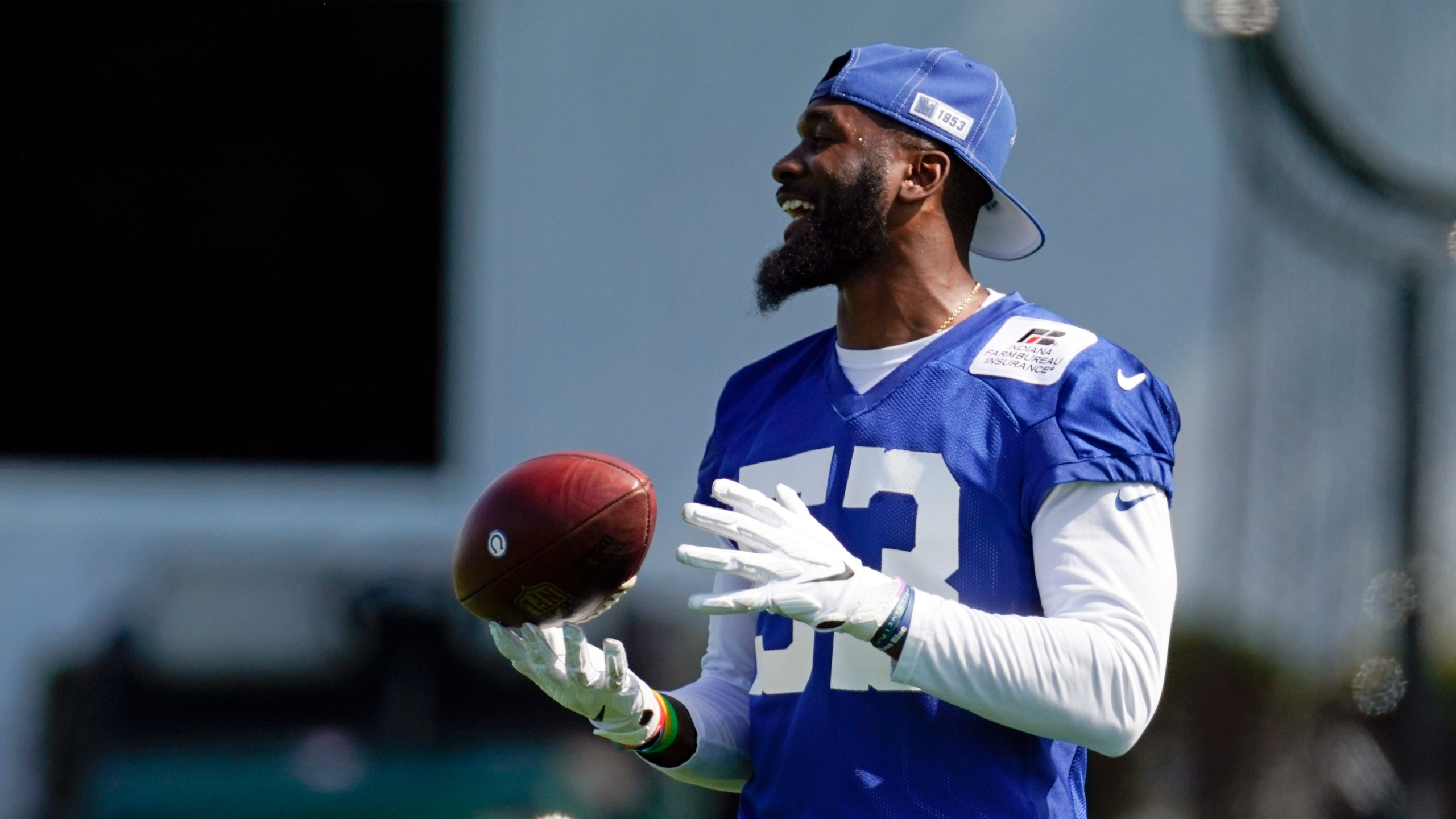 Indianapolis Colts Darius Leonard