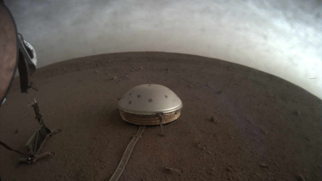 Marsquakes offer detailed look at red planet's interior