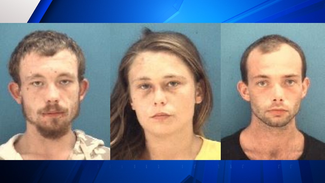 3 arrested in Columbus after armed robbery involving pellet gun, bicycle