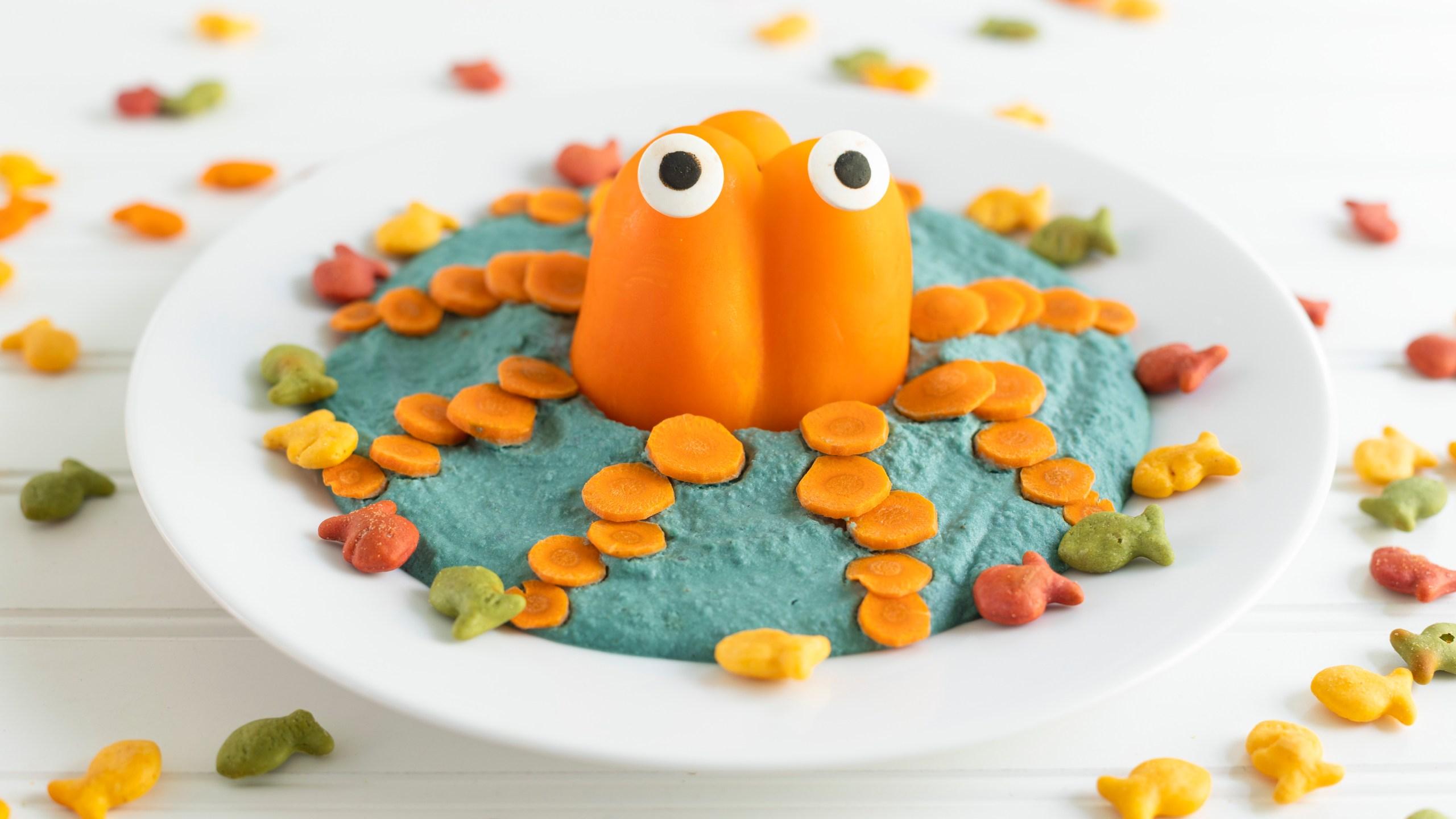 Kylee's Kitchen Octomus