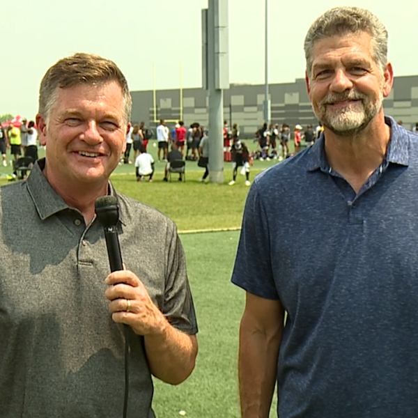 VIDEO: 1-on-1 with Radio Hall of Fame host Mike Golic