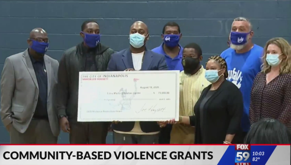 Grant deadline approaching for Indianapolis groups addressing violence, mental health