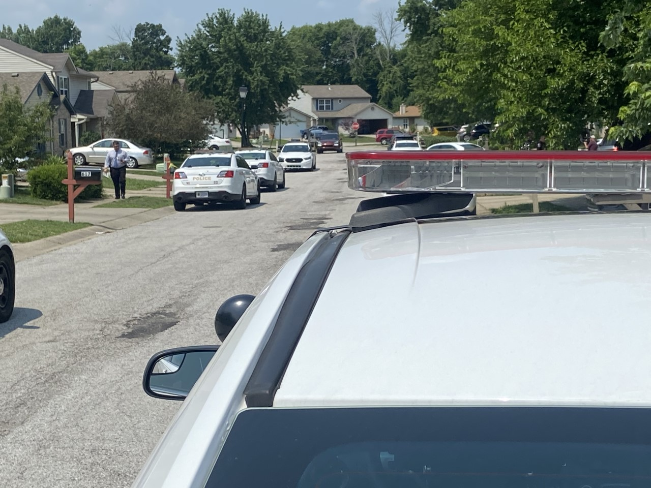 IMPD investigates death on south side