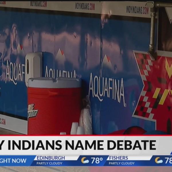 Indianapolis Indians name debate