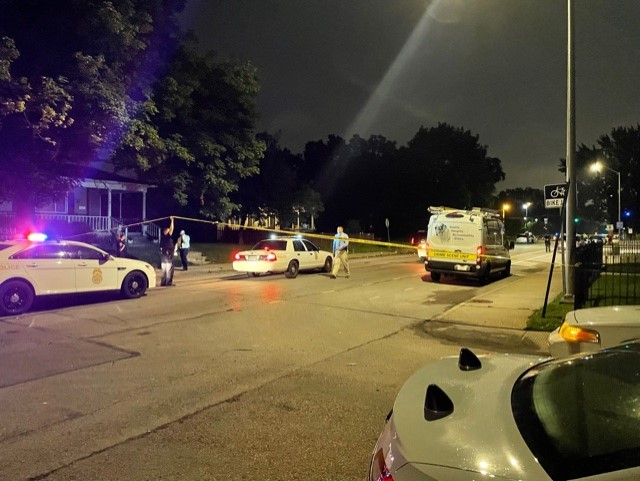 Person shot, killed on Capitol Ave.