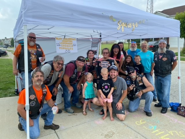 Mars Hill Charity Riders motorcycle club