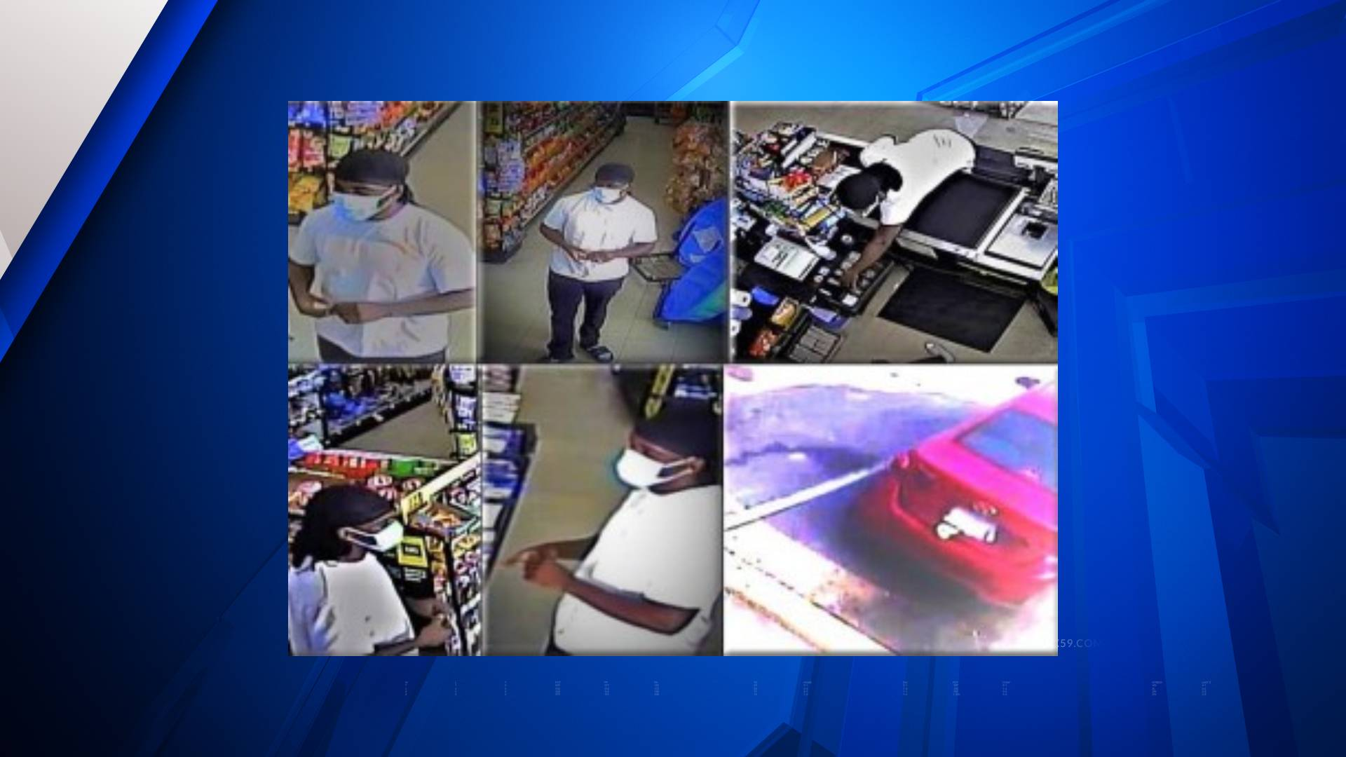 Dollar General robbery suspect (1)