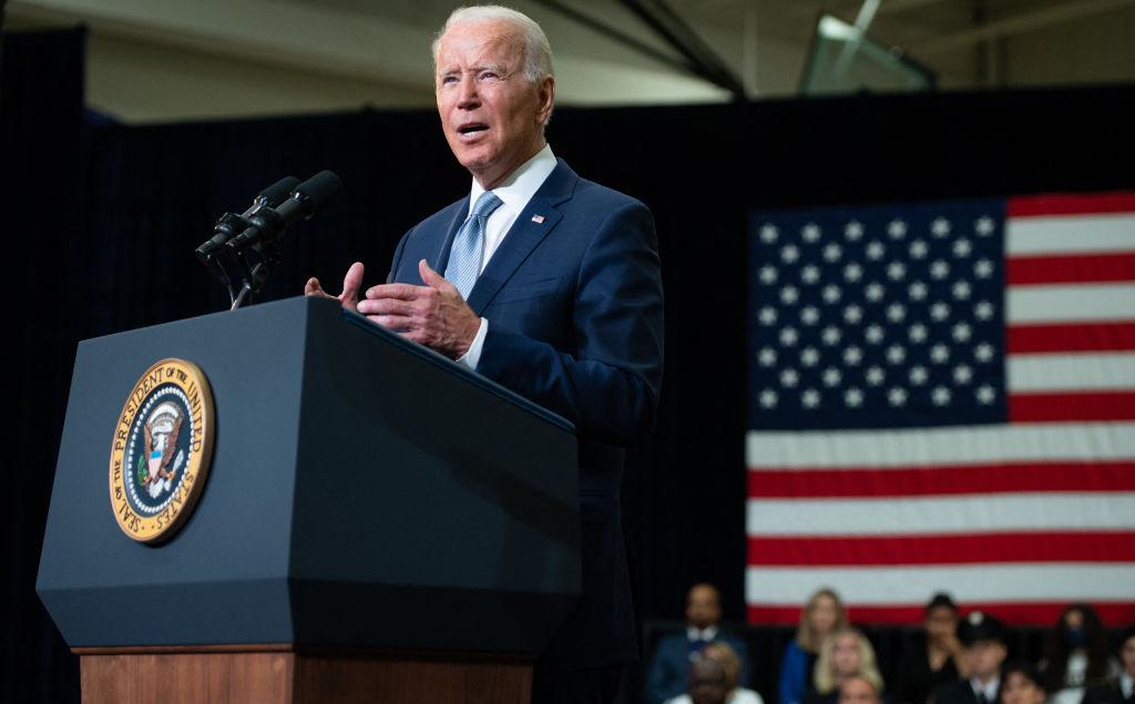 Biden erases student loan debt