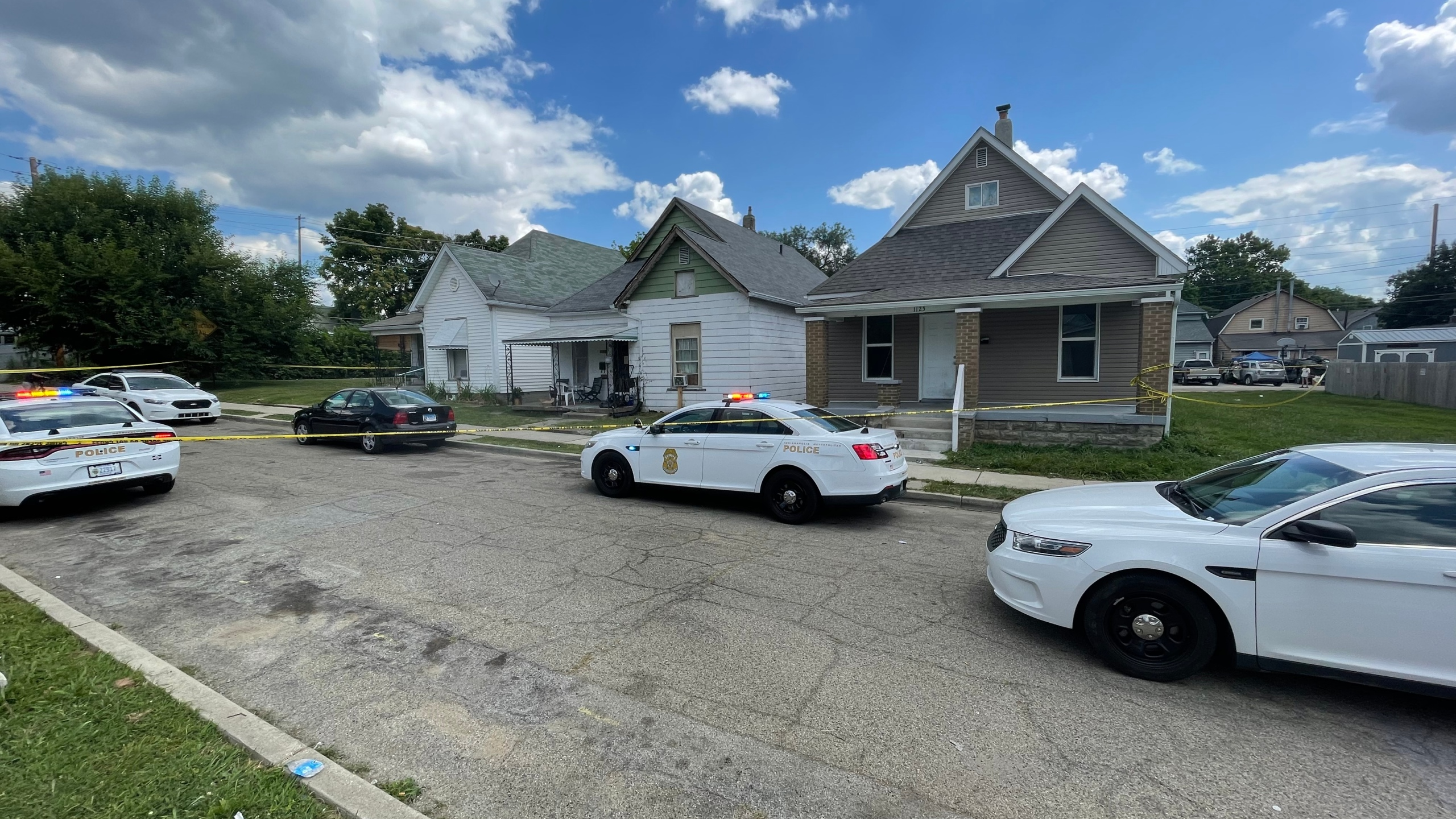 Shooting investigation underway in Fountain Square
