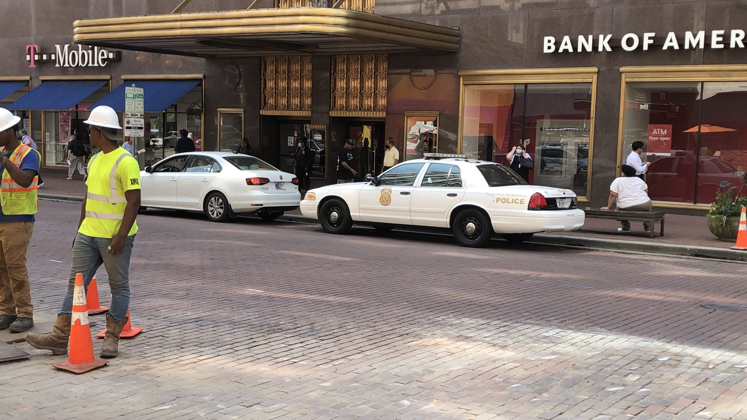 Person critically injured in downtown stabbing