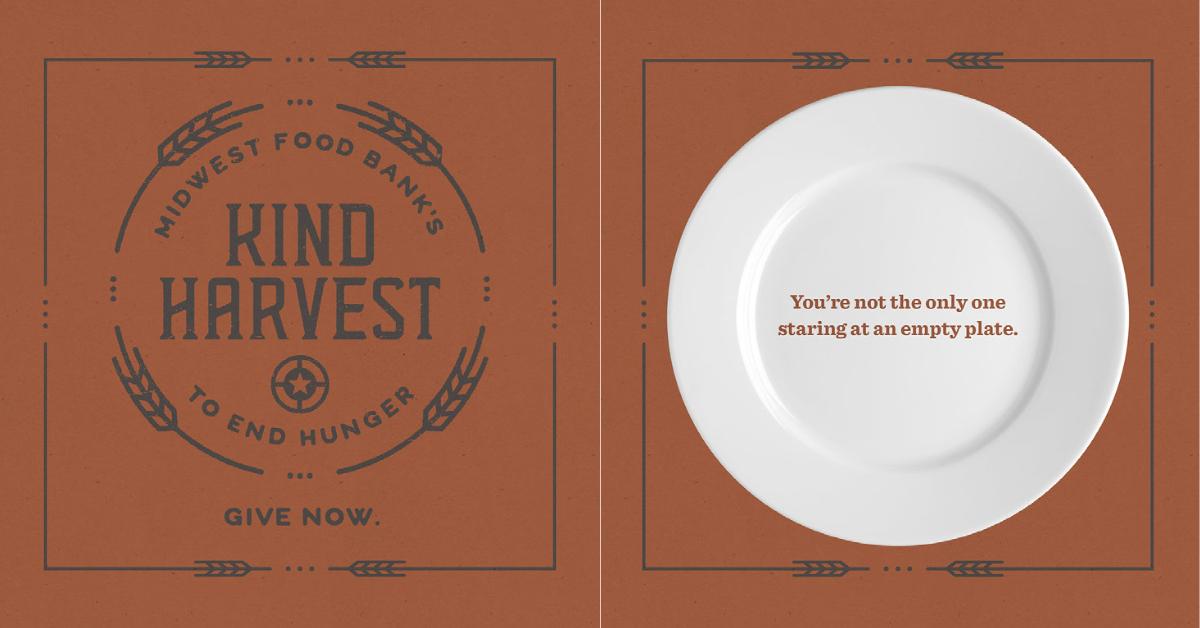 Midwest Food Bank Kind Harvest 2021 fundraiser