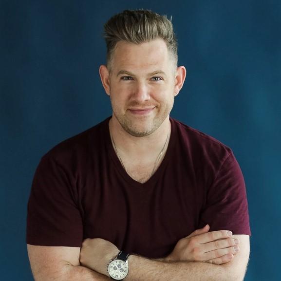 Ryan Ahlwardt, co-host FOX59's Indy Now
