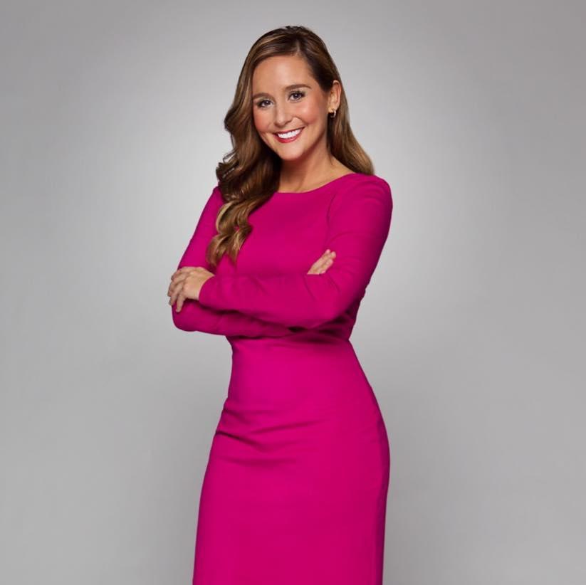 Jillian Deam, host of FOX59's Indy Now