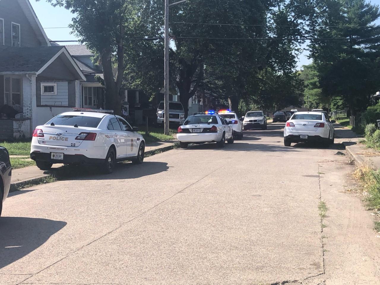 Alton Avenue shooting