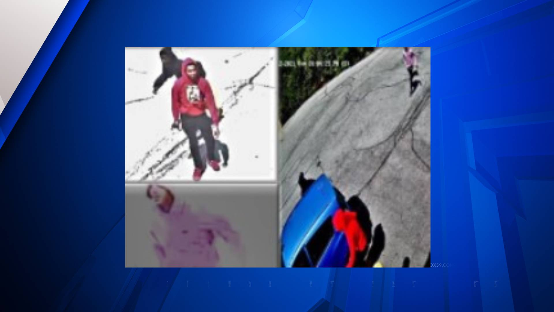 Carjacking suspects on Georgetown Road