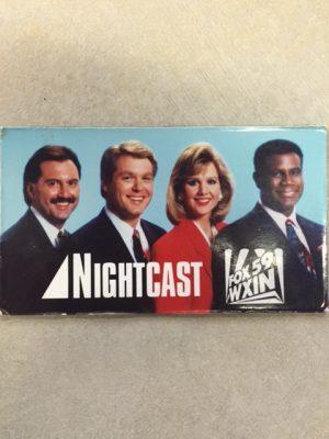 FOX59 News Indianapolis 1991