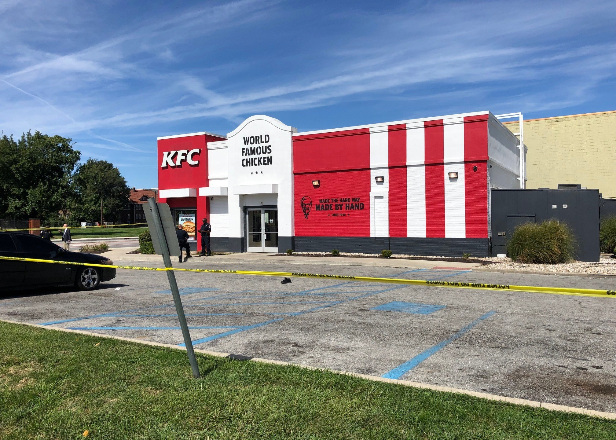 KFC North Meridian Shooting
