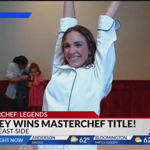 MasterChef winner Kelsey Murphy