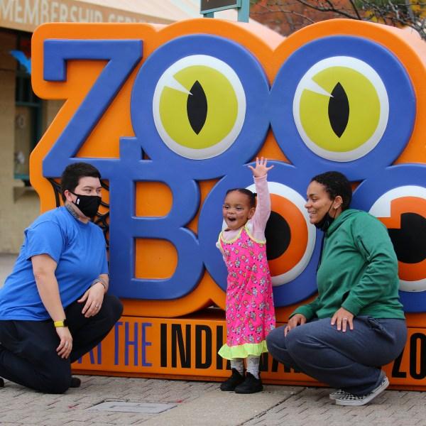 Zoo Boo sign
