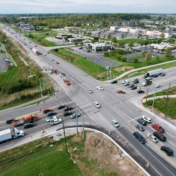 US 36 construction delayed