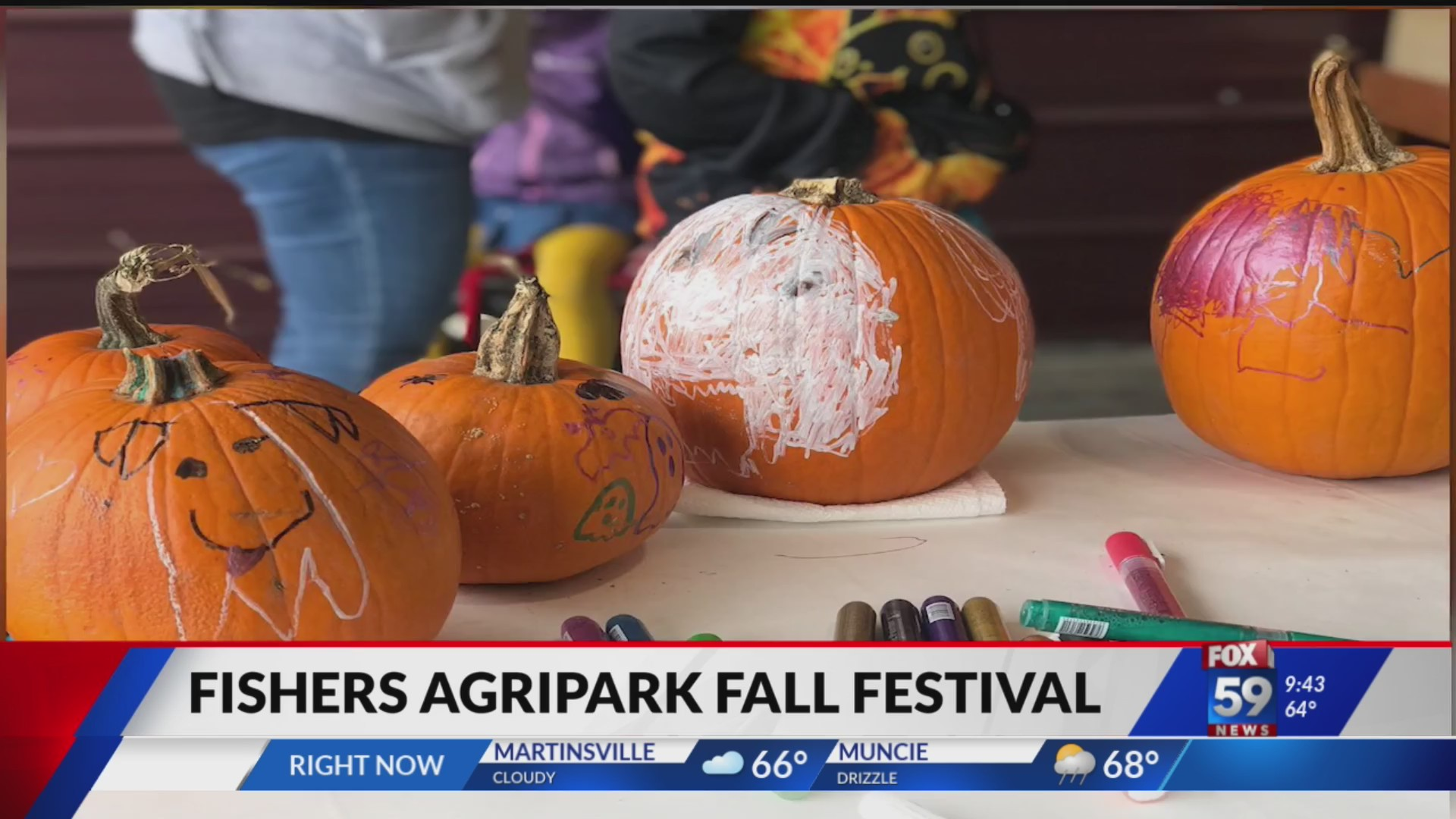 AgriPark fall festival kicks off