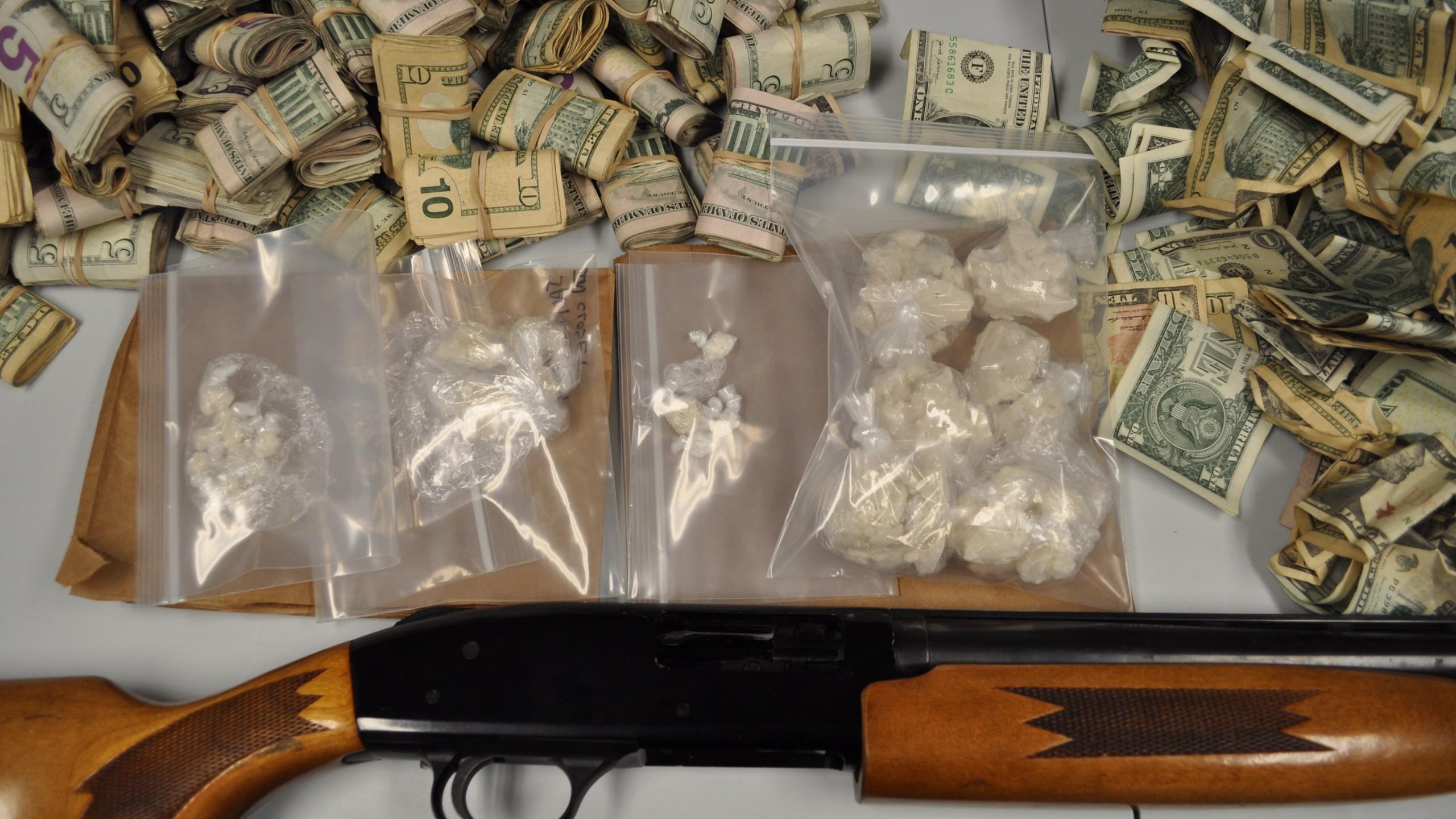 Kokomo drug arrest evidence