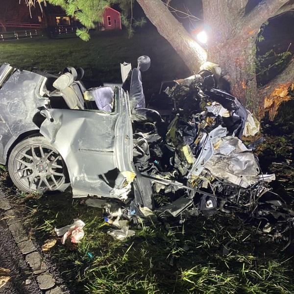 Fatal crash in Greenwood