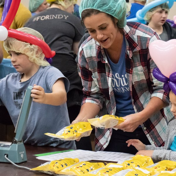 Million Meals Marathon Indianapolis
