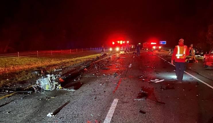 Deadly Crothersville crash