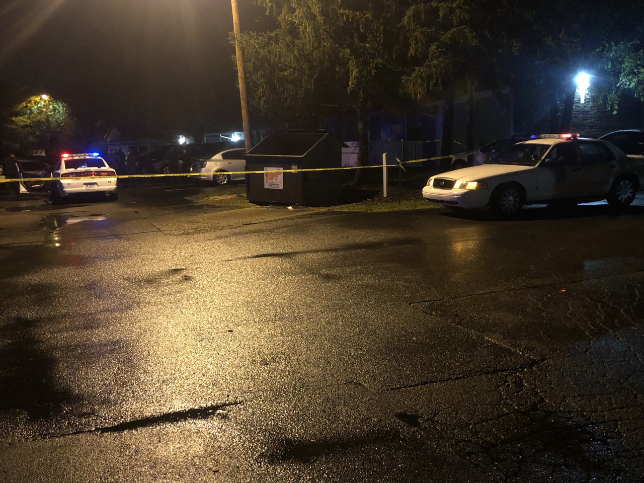 Northwest side 1 dead shooting